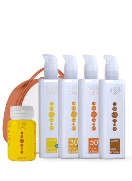 Suncare set web